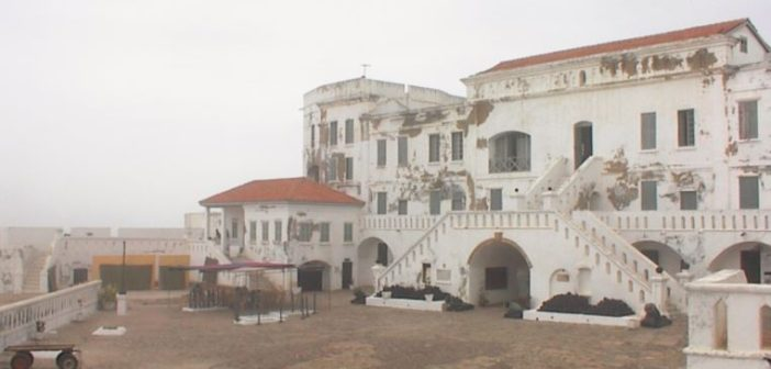 Visit the Elimina Castle in the Cape Coast