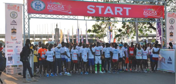 Are you ready for the Millennium Marathon 2018 in Accra 20th September?