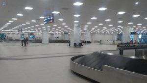 Kotoka bagage reclaim