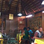 Inside Chez Clarisse Mama, in Accra, restaurants in osu, 20 places to eat in Accra