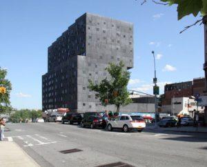 Sugar Hill Housing project - New York