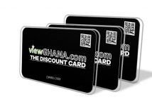 The viewGhana discount card