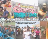 Looking back at the 2019 Chale Wote Street Pidgin Imaginarium mean
