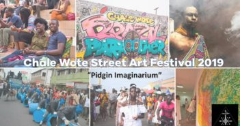 Chale Wote Street Art Festival 2019 Para-Other from 14th to 25th Aug