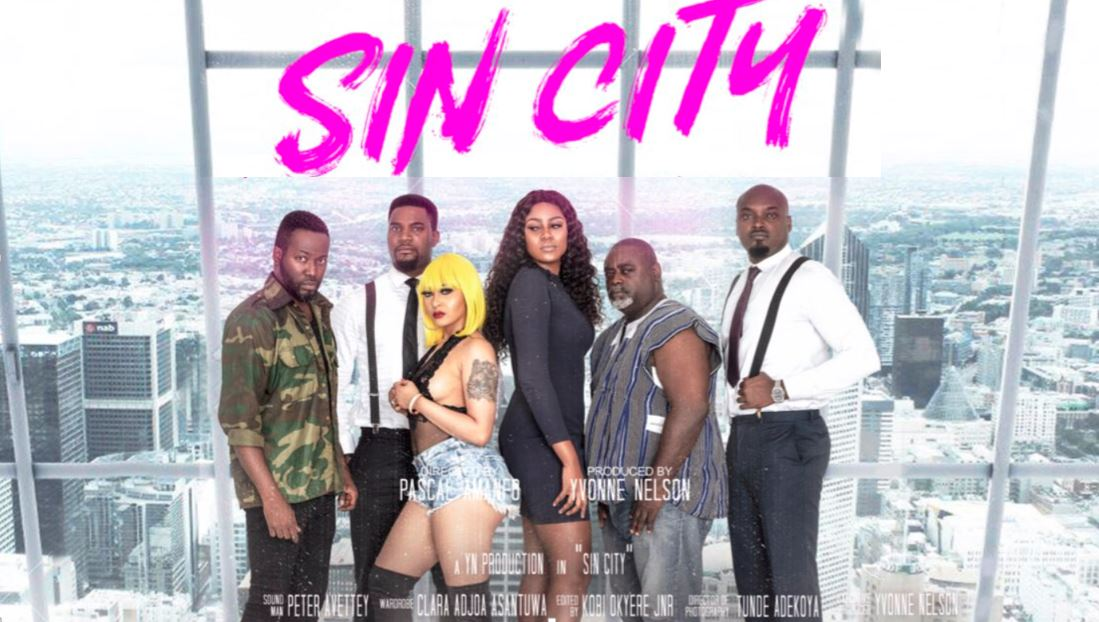 Film Review Sin City 2019 Staring Yvonee Roberts Kunle Remi