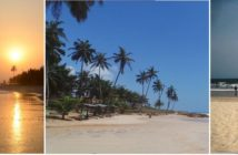beaches in ghana