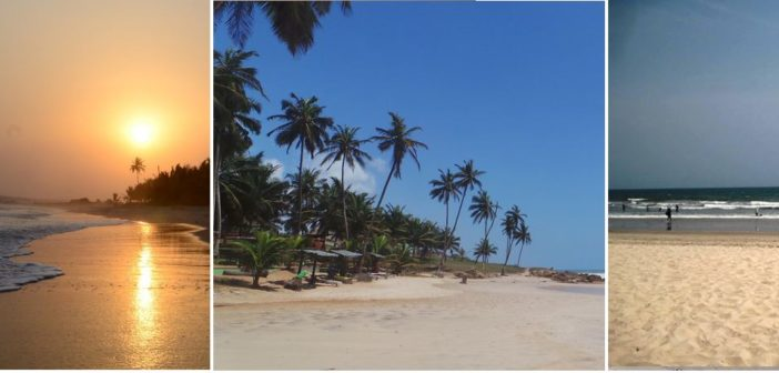 Top 10 Best Beaches in Ghana