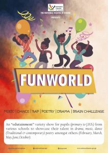 Funworld at the National Theatre of Ghana