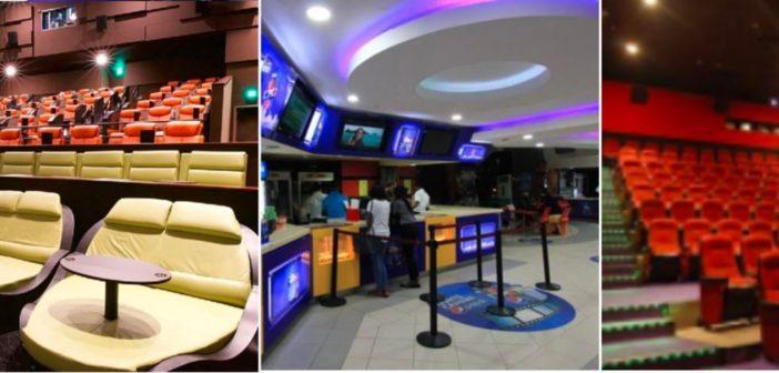 Best cinemas in Ghana