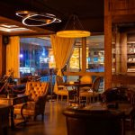 EL Padrino Lounge Accra interior, 20 restaurants to try in Accra