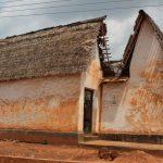 Ashanti Traditional buildings in Kumasi